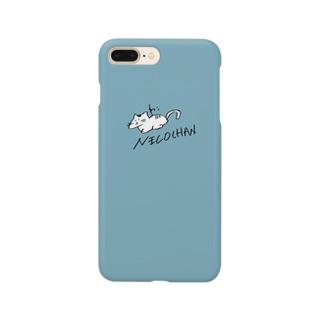NECOCHAN あお Smartphone cases