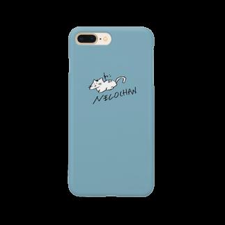 しゆのNECOCHAN あお Smartphone cases