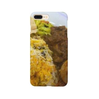 マトンビリヤニ Smartphone cases