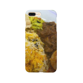 🍄no🏝のマトンビリヤニ Smartphone cases