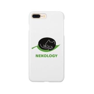 gemgemshopのネコロジー Smartphone cases