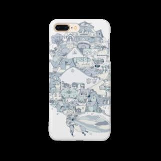 SanohiのTreeHopper ~ツノゼミの木~ Smartphone cases