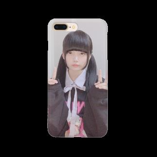 ♡の ひめのちゃんTシャツ Smartphone cases