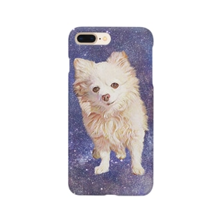 tinamagicalのpuppy Smartphone cases