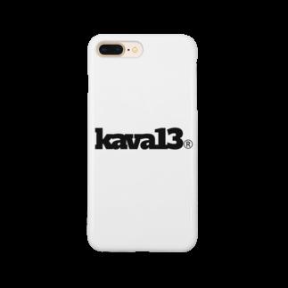 aubergのkava13thANNIVERSARY Smartphone cases