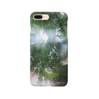 cozcozのrainy day  Smartphone cases