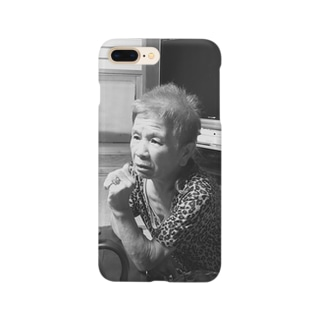 Shota of the Deadの我がババア Smartphone cases
