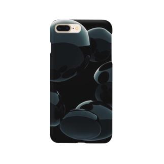 かっこいいタピオカ Smartphone cases