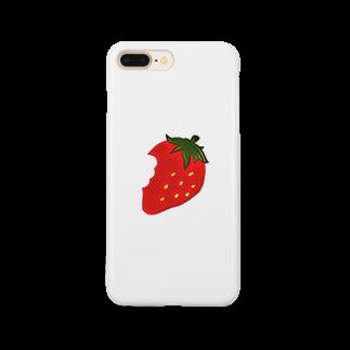 pitaの苺 Smartphone cases
