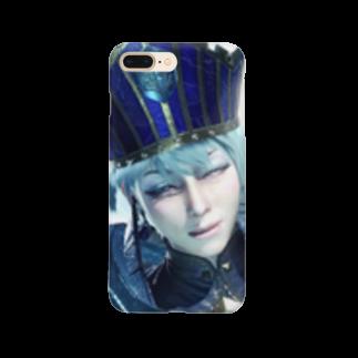 ❄️処女のマリア❄️の処女のマリアスマートフォンケース Smartphone cases