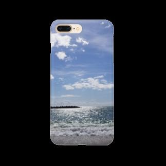 min☺︎︎のlove…sea Smartphone cases