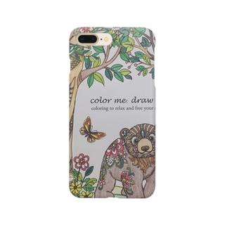 Richuの洒落くま Smartphone cases