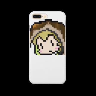 ぎんのぎんさんアイコン Smartphone cases