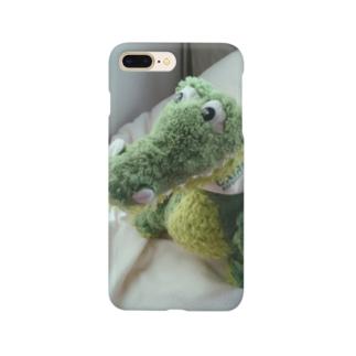 わにのすけ Smartphone cases