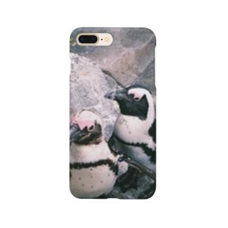 ekka_921の水族館のペンギン Smartphone cases
