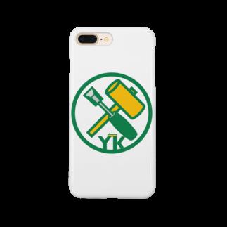 原田専門家のパ紋No.3402 YK  Smartphone cases