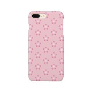 Japan-Joyful-JourneyのPrimrose Smartphone cases