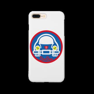 原田専門家のパ紋No.3403 BooBee  Smartphone cases
