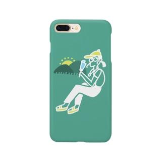 夏のセブンティーンアイス Smartphone cases