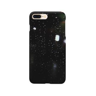 moon_06_30の雨の日 Smartphone cases