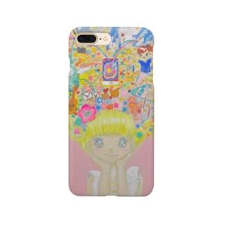 せみすぺしゃる Smartphone cases