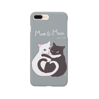 MORE&MORE withyou! Smartphone cases