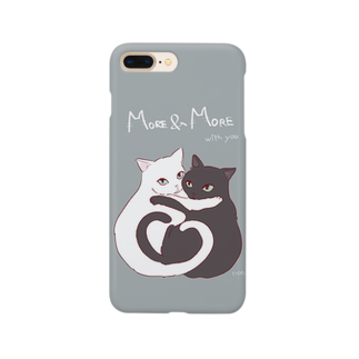 non.FuLFiLLのMORE&MORE withyou! Smartphone cases