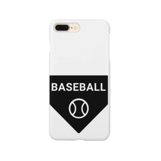 GREAT 7のベースボール Smartphone cases