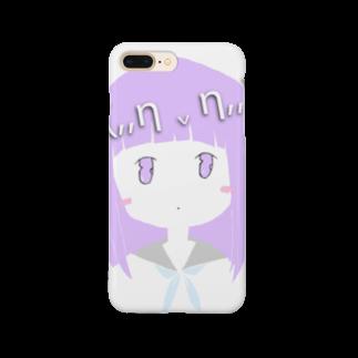 (,,π . π,,)の(,,η v η,,) Smartphone cases
