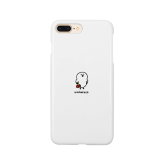 onoderanaoのウミネッコママ Smartphone cases