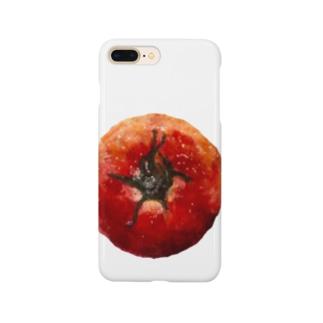 トメィトゥ-ちゃん Smartphone cases