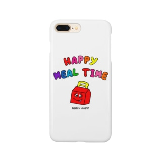 HAPPY MEAL TIME Smartphone cases