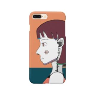 サイボーグ Smartphone cases