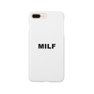 Boneless MilfのMILF the standerd Smartphone cases