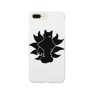 カリツォーの玉藻前 Smartphone cases
