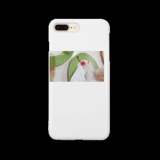 ふしぎ。の忘れられたさくらんぼ Smartphone cases