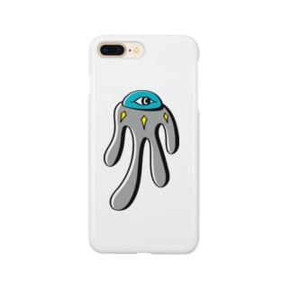 トロントロン星人 Smartphone cases