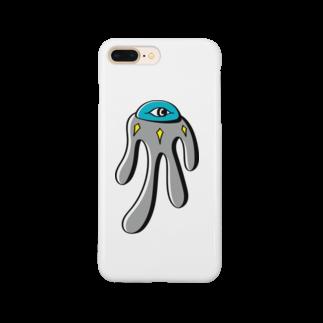 カイカイの出店のトロントロン星人 Smartphone cases