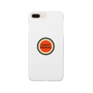 ta-seのサンデーモーニング/SUNDAY MORNING  Smartphone cases