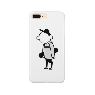 ta-seのスケーターX Smartphone cases