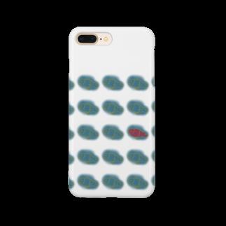 くじらの通販のさかなどり。 Smartphone cases