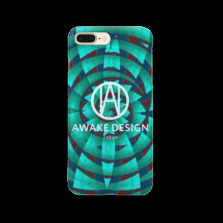 AWAKE_DESIGNのawake341 Smartphone cases