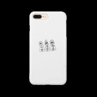 かがなつのtha  gils Smartphone cases