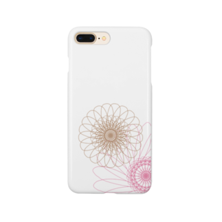 priereのお花 Smartphone cases