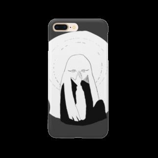 monacoocの女の子 Smartphone cases