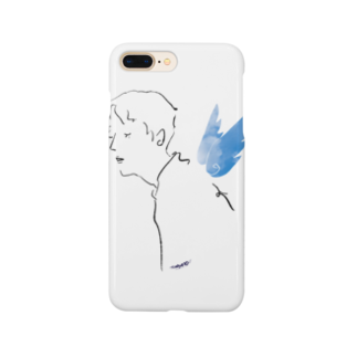 ©︎ today830のBOY with WINGS Smartphone cases