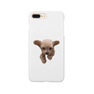 hiramechanのトイプーひらめ Smartphone cases