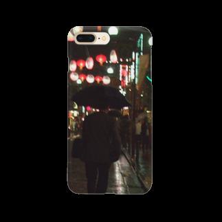 ヨシヤマの繁華街 Smartphone cases