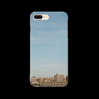 Shogo Hirokiのsky Smartphone cases