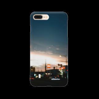 Shogo Hirokiのsunset Smartphone cases